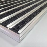 Stergator de intrare din aluminiu DOORMAT G5 HD4009 Carpet